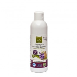 Frequent use shampoo with organic Aloe Vera 250 ml