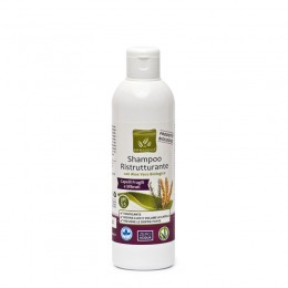 Restructuring shampoo with organic Aloe Vera 250 ml