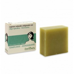 Toning- antioxidant natural soap 125 g