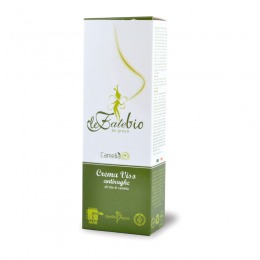Crema viso antirughe all'olio di Camelia  50 ml