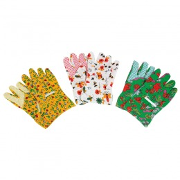 Garden glove for children