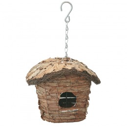 Hut house for small birds