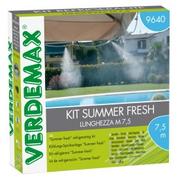 "Summer fresh"" refrigerating kit"