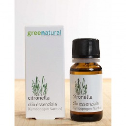 Lemongrass essential oil 10 ml